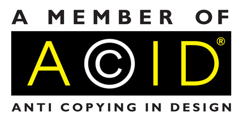 A member of ACID, Anti Copying In Design