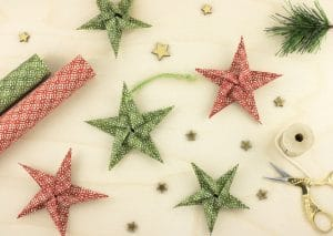 Lets Make Origami Chiyogami Paper Stars
