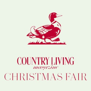 Country Living Christmas Show 2017 new