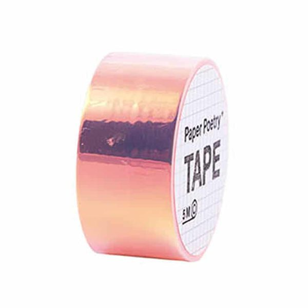 Mirror Rainbow Tape Orange