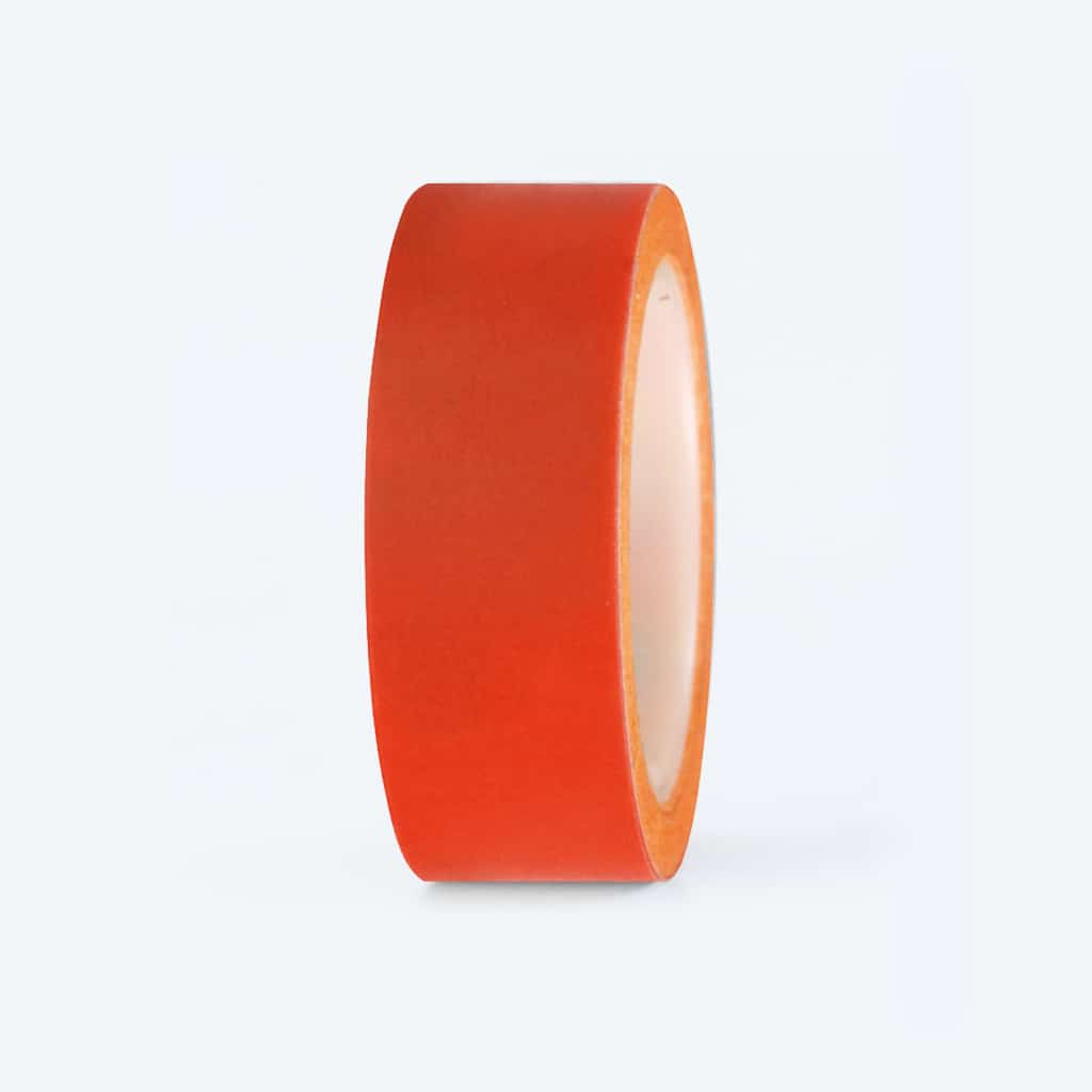Washi Tape Plain Apricot