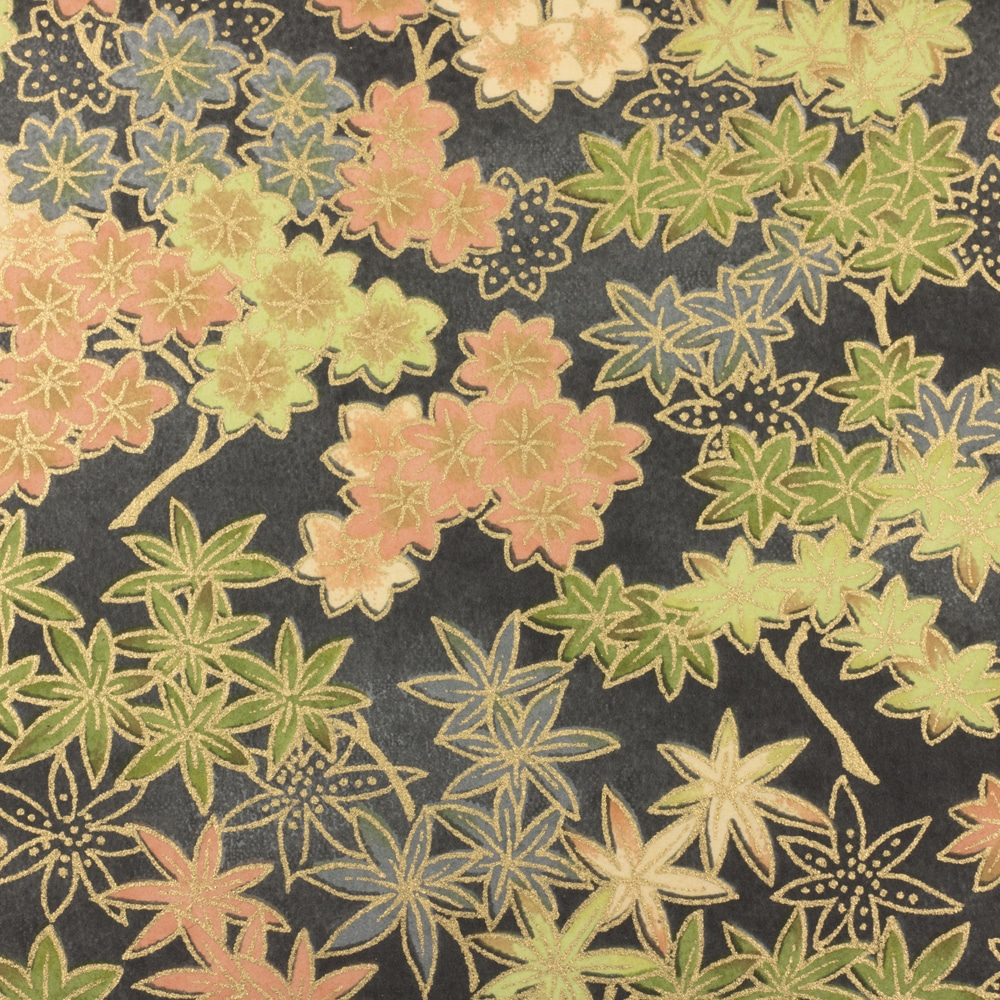 Chiyogami Paper Autumn Acer 479c