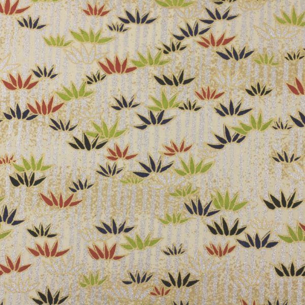 Chiyogami Paper Dessert Grass 837c
