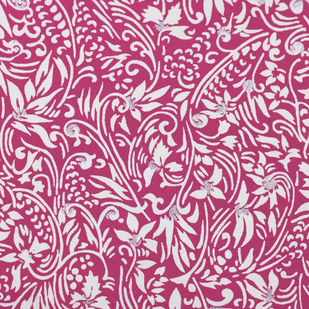 Chiyogami Paper Florence Pink 748c