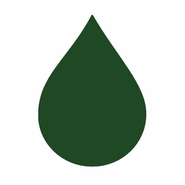 dew drop brilliance ink pad pearlescent ivy