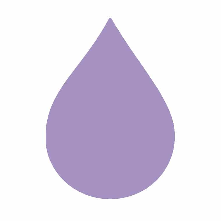 dew drop brilliance ink pad pearlescent purple