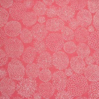 Chiyogami Paper Pink Dahlia 750c