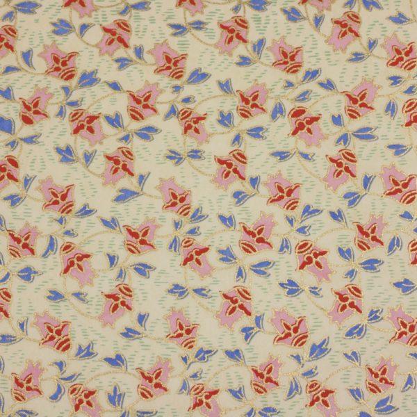 Chiyogami Paper Rosebud 591c