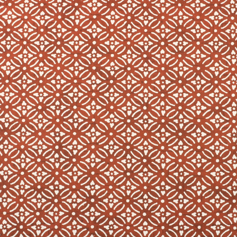 Chiyogami Paper Scandi Red 791c
