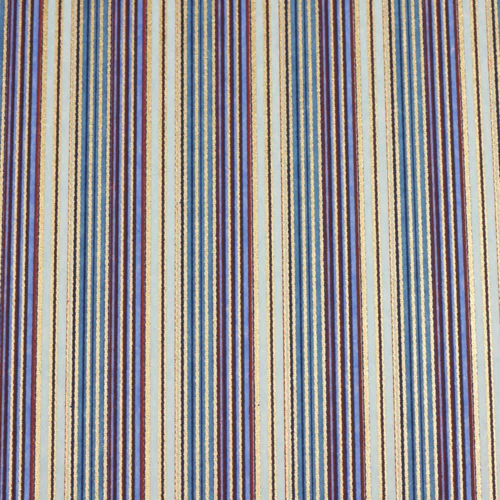 Chiyogami Paper Stripy Shirt 492c
