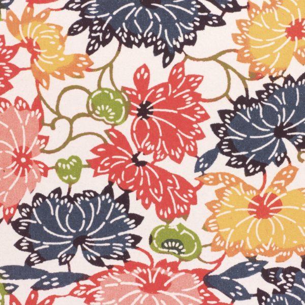 Katazome-Shi Paper Wallflowers 114w
