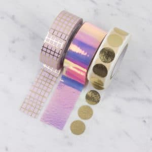 washi tape mix