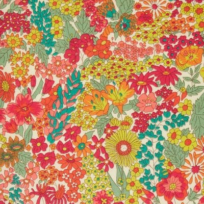 Margaret Annie Liberty Print Fabric