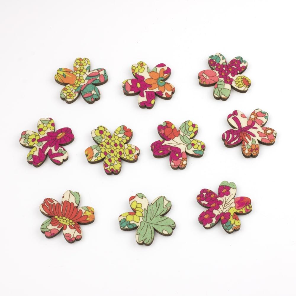 Margaret Annie Libery Print Flowers