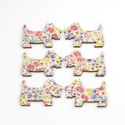 Phoebe Liberty Print Scotties