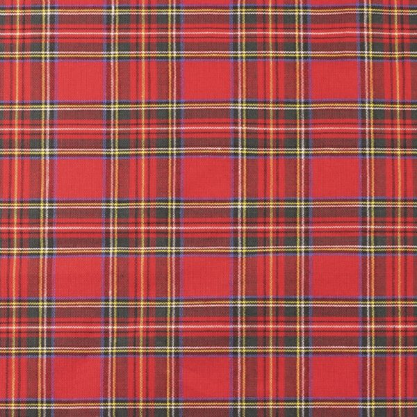 Royal Mini Check Tartan