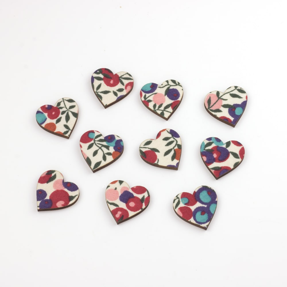 wiltshire berry liberty print hearts