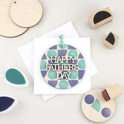 rico geometric stamp set