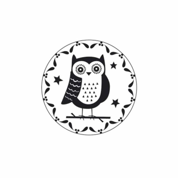 'owl' stamp rico