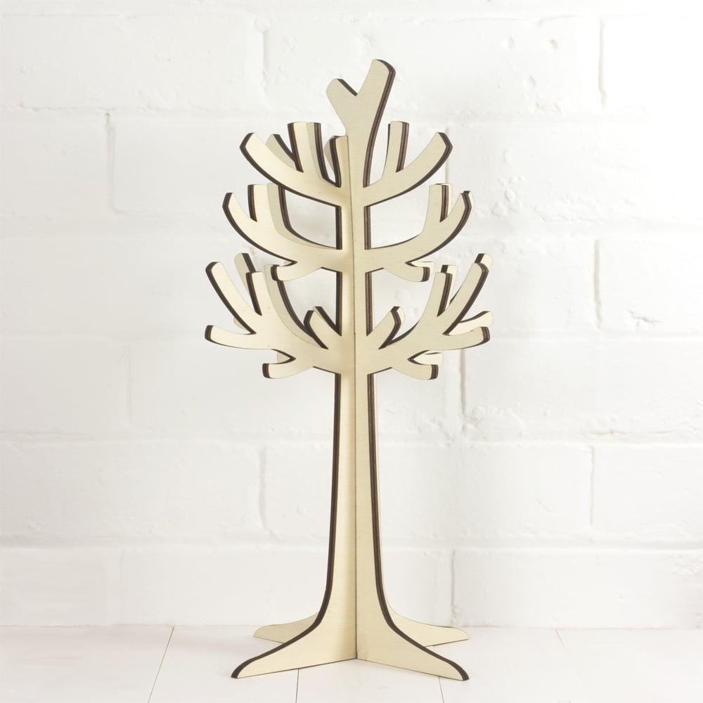 3D standing tree