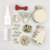 Christmas craft kit contents