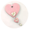 heart bunting sample