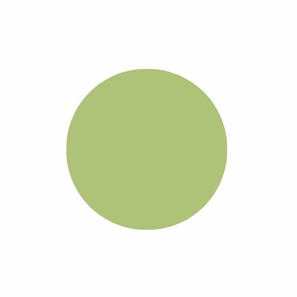 satin ribbon olive green