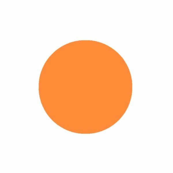 satin ribbon orange