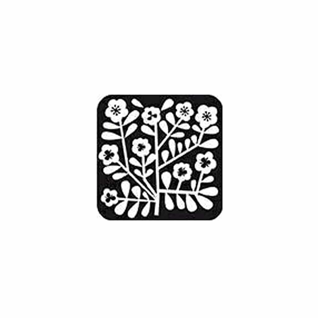 floret stamp