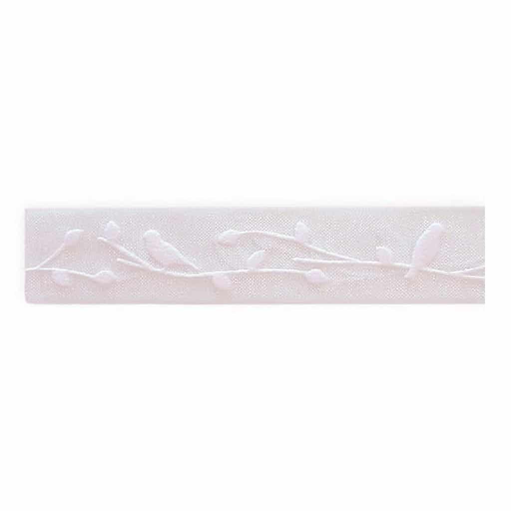 pink birdie ribbon