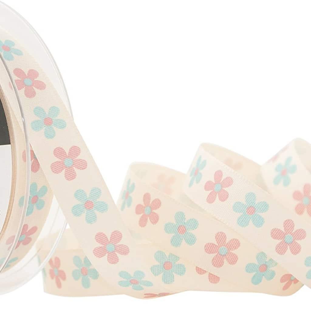 daisy print ribbon