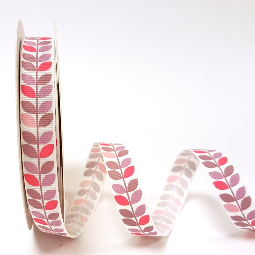 Patterned Ribbons