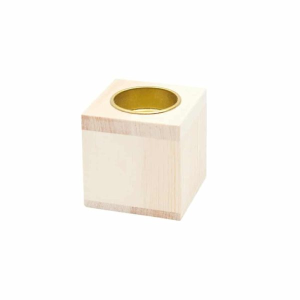 tea light holder short