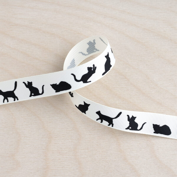 Cat ribbon