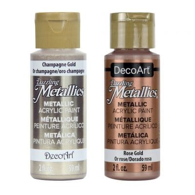DecoArt Metallic Paint