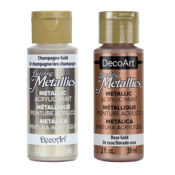DecoArt Metallic Paint