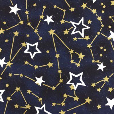 Japanese Chiyogami Paper Constellation 700c