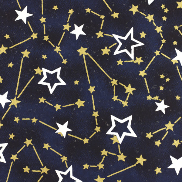 Japanese Chiyogami Paper Constellation 700c