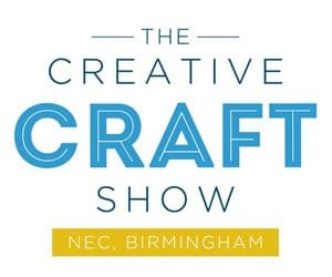 Creative Craft Show Logo NEC event