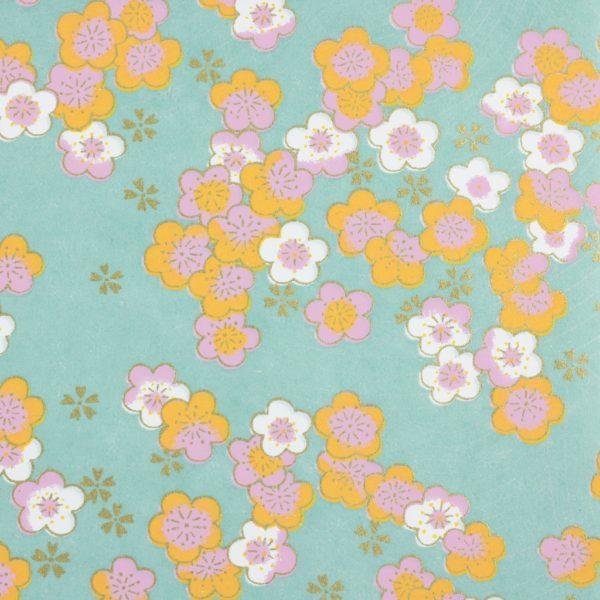 Japanese Chiyogami Paper Tutti Frutti 887c