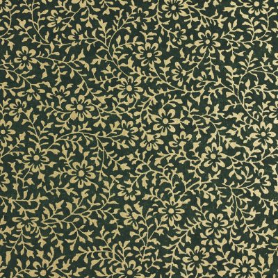 Japanese Chiyogami Paper Vintage Green 216c