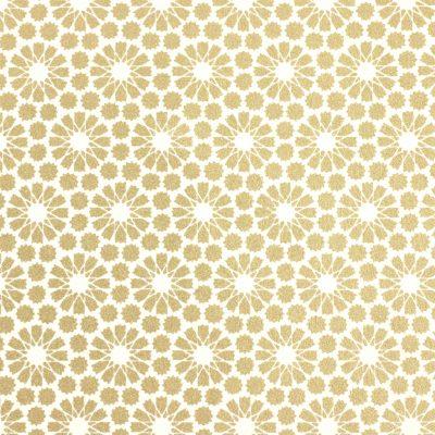 Japanese chiyogami paper white starburst 951c