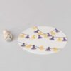Tassels Mini Rubber Stamp by Perlenfischer
