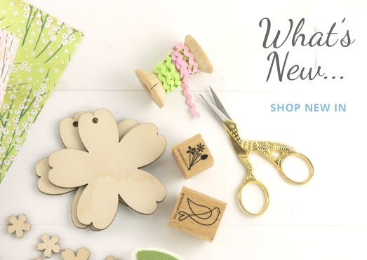 Artcuts New Wooden Shapes