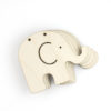 Wooden craft blank shape Elephant Bunting