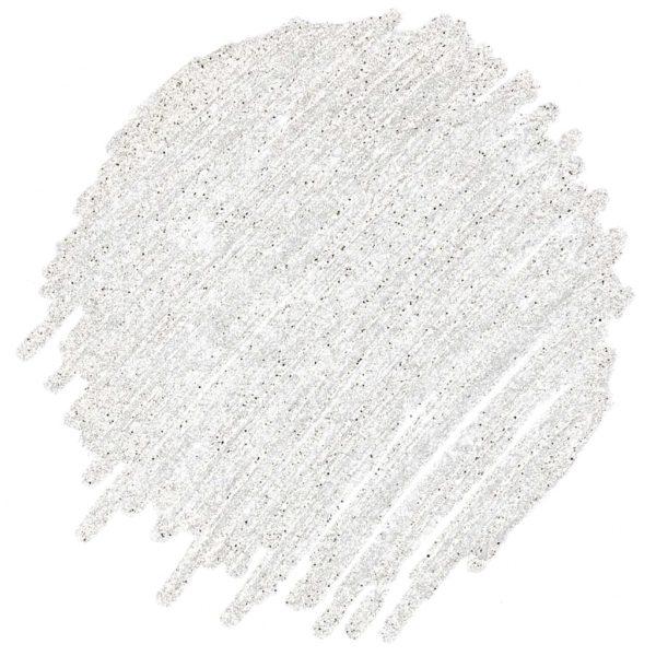 gel pen silver