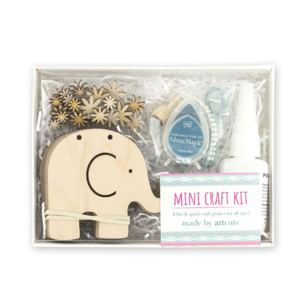 Elephant Mini Craft Kit