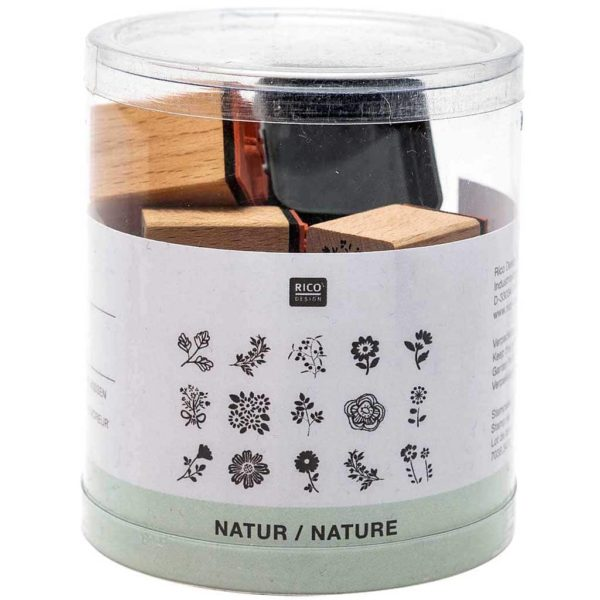 nature stamp set
