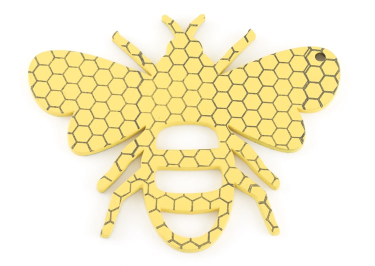 Wooden Bee