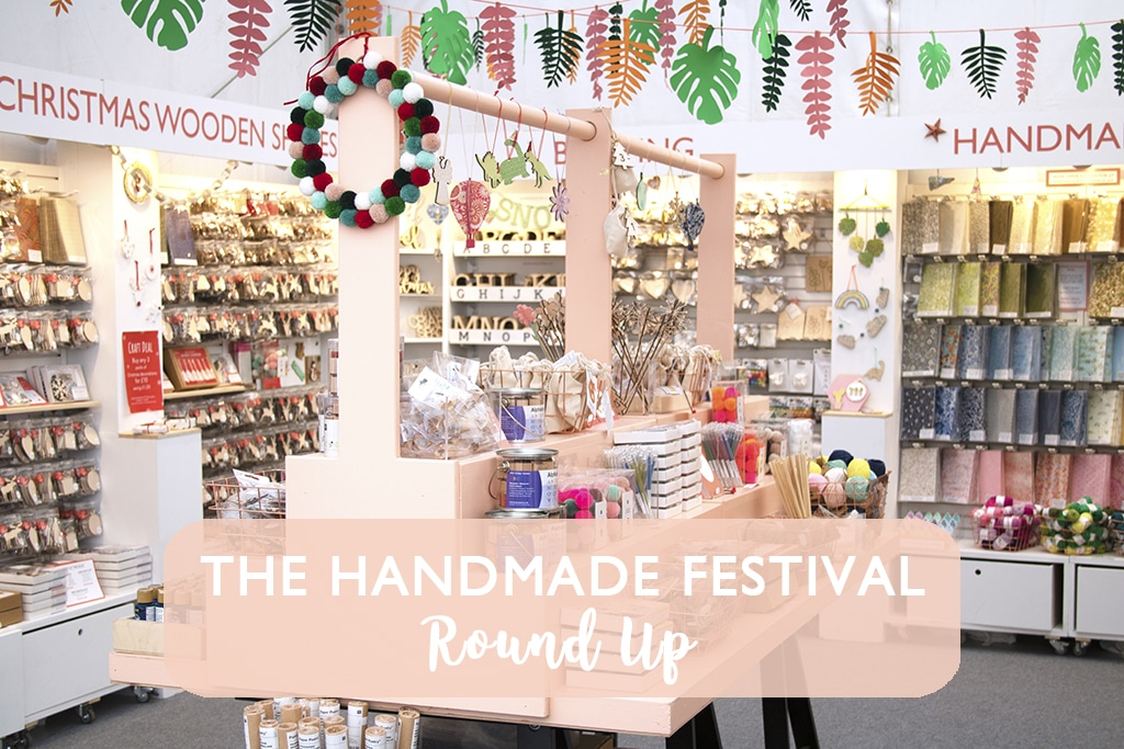 the handmade festival round up